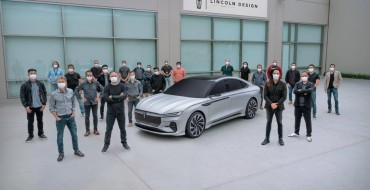 Zephyr Reflection Teases New Design of Lincoln EVs