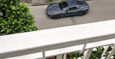 Maserati Teases First All-Electric Car