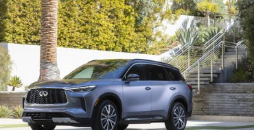 8 of the Coolest New Features on the 2022 Infiniti QX60