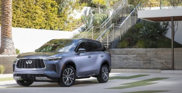 Canadian Pricing Revealed for 2022 Infiniti QX60