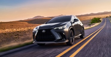 All-New 2022 Lexus NX to be Built in Canada
