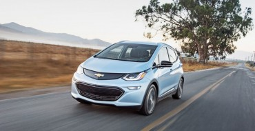 2017 Chevy Bolt EV Topped Best Used Electric Cars List