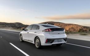 Hyundai Pulls Plug on Ioniq Electric Car