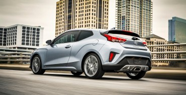 N Hot Hatch Spared, Other Hyundai Veloster Trims Axed