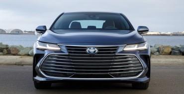 Toyota Canada Wins Five Vincentric Best Fleet Value Awards