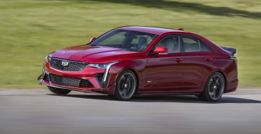 Cadillac CT4 Gains Onyx Package and More Features for 2022