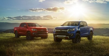 Chevy Models Win 2021 Vehicle Satisfaction Awards