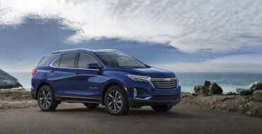 2022 Chevrolet Equinox Overview