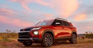 2022 Chevrolet Trailblazer Overview
