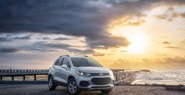 2022 Chevrolet Trax Overview