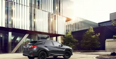 Meet the 2022 Lexus RX L Black Line Edition