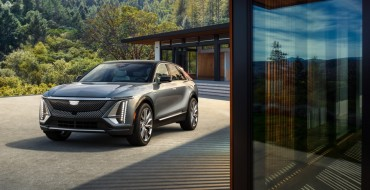 2023 Cadillac Lyriq Offers Massaging Front Seats