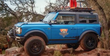 Ford Announces Three New Bronco Off-Roadeos for August