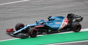 Alonso Slams Formula 1 Refereeing, Happy to Remain on the 'Dark Side'