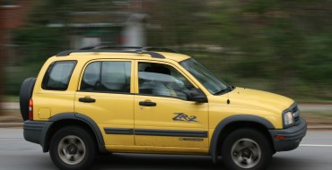 Forgotten Vehicles of the 80s: The Chevrolet Tracker