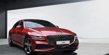 Sharp-Looking Genesis G80 Sport Coming Soon