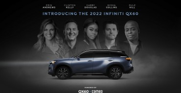 Celebs and Infiniti Answer Your QX60 Questions
