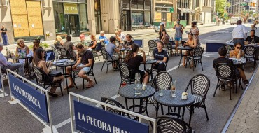 New York Might Lose Outdoor Dining to Parking Demands