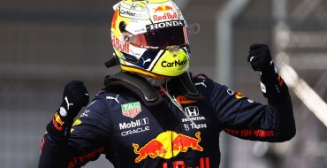 Verstappen Concludes F1 Triple Header with Triple Victory
