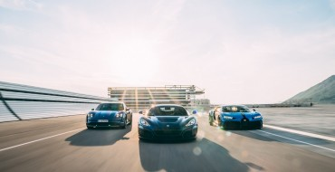 Rimac Buys Bugatti, Teams Up With Porsche