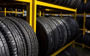 A Brief History of Tires: Solid Rubber to Steel Bands