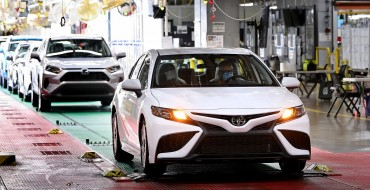 Toyota Celebrates 10th Million Camry in Georgetown