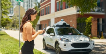 Ford, Argo AI Launching Self-Driving Lyft Cars by End of Year