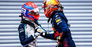 Belgian Grand Prix: Verstappen on Pole, Russell Second