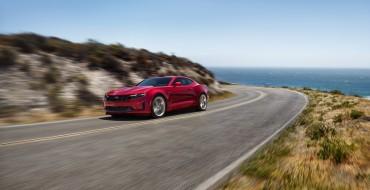 2022 Chevrolet Camaro Gets a Redline Edition