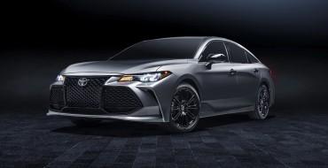 Say Goodbye to the Toyota Avalon