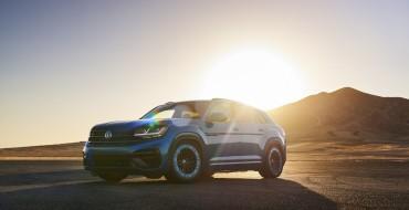 VW Debuts Alluring New Atlas Cross Sport GT Concept