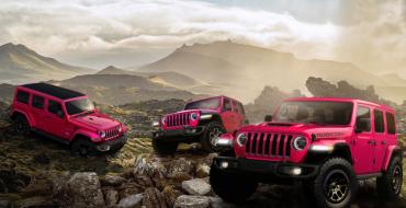 2021 Jeep Wrangler Gains New Tuscadero Color
