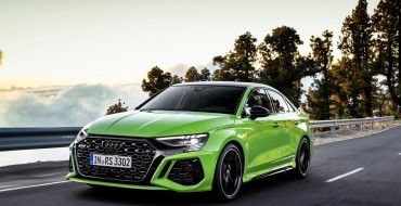 Audi Introduces Thrilling 2nd-Generation RS 3