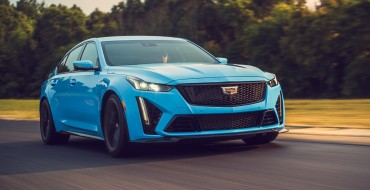 Cadillac CT5-V Blackwing Is In The Running For Car Of The Year