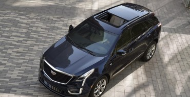 2022 Cadillac XT5 Overview