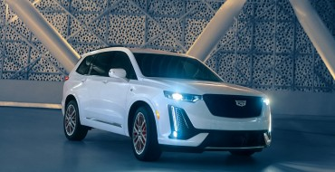 2022 Cadillac XT6 Overview