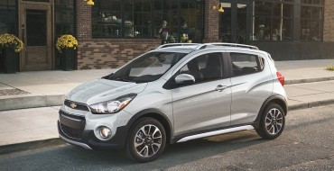 2022 Chevrolet Spark Overview