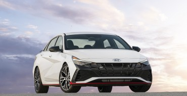 Hyundai Shows Off High-Performance Elantra N