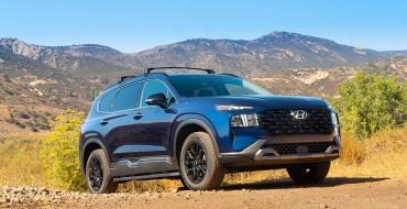 Hyundai Santa Fe Lineup Gains Bold XRT Trim for 2022