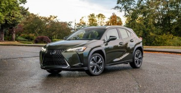 The Updated 2022 Lexus UX is Headed to Canada