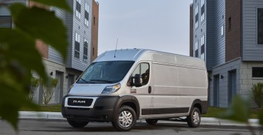 What's New on the 2022 Ram ProMaster