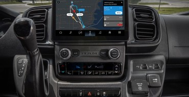 Ram Introduces Uconnect 5 System to 2022 Lineup