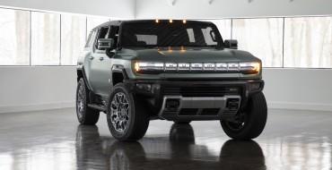 2024 GMC Hummer EV SUV Overview