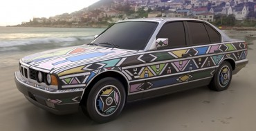 BMW Art Cars Shown in Augmented Reality With Acute Art App
