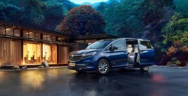 China's Buick GL8 Avenir Gets Hybrid Tech for 2022