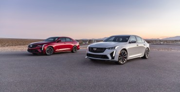 The Cadillac CT4-V Blackwing and CT5-V Blackwing Have Arrived