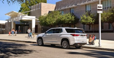 Chevy Poll: Parents Fear for Teen Drivers as School Year Begins