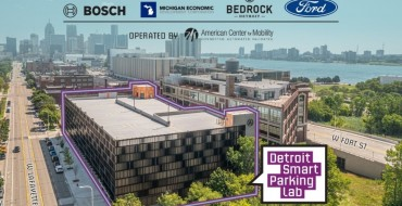 Detroit Smart Parking Lab Opens in September
