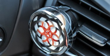 Review of Fidget Moire: Animated Aromatherapy Diffuser for Your Car