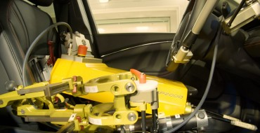Ford Using Robot Test Drivers at Weather Factory